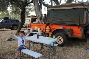 Ed + camper